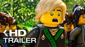 THE LEGO NINJAGO MOVIE Trailer 2 German Deutsch (2017) - YouTube