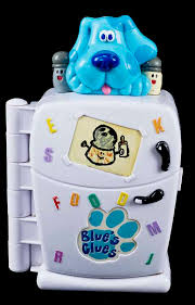 mr salt blues clues. Blues Clues Refrigerator Game Mr Salt