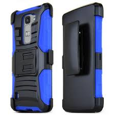lg escape 2. lg escape 2 (att, cricket) holster case, redshield [blue] supreme lg