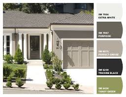 Sherwin Williams Grizzle Gray  Home Is Where The Heart Is Sherwin Williams Colors Exterior Paint