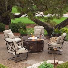 propane patio fire pit. Beautiful Outdoor Living Space Decoration With Propane Fire Pits : Cool Room Patio Pit