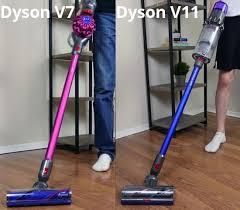 Dyson V7 Models Comparison Chart Dyson V7 Vs V11 24 Side By Side Tests 2019 Modern Castle