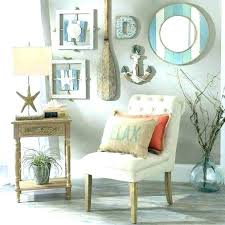 beach themed wall decor ocean best living room ideas
