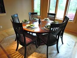 60 round dining tables with leaves reion round mahogany dining room table with 5 leaves in