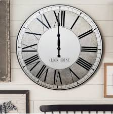 personalized large wall clock family