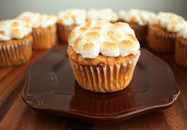 sweet potato cupcakes. Modren Potato Sweet Potato Cupcakes And Cooking Classy