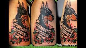 тату собака обозначение что может означать тату питбуль