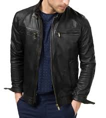 ber men leather biker jackets1