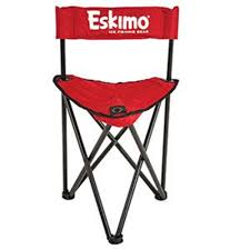 eskimo – reliable ice fishing shelters augers  gear  folding