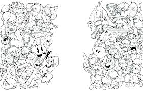 Coloring Pages Mario Brothers Colouring Pages Coloring Free
