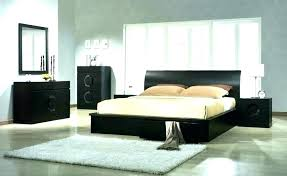 Modern Contemporary Bedroom Furniture Furniture Queen Modern ...