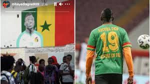 Mbaye Diagne Senegal I Diagne okul I Diagne Instagram