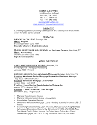 Sample Resume Template For Career Download Free Free Career Resume