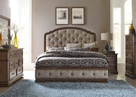 Liberty Furniture Bedroom Amelia Upholstered Bedroom Set By Liberty Furniture Home Gallery
