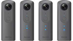 Ricoh finally release 4K 360° camera with the new Theta V - DIY Photography