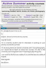 Summer Jobs Learnenglish Teens British Council