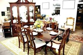 thomasville dining room sets 1970 medium size of dining room set sets for furniture chairs