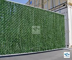 Wonderful Chain Link Fence Slats Privacy Hedge Slat For In Design Ideas