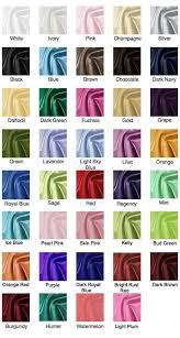 Taffeta Color Chart Jumpsuits Prom Dresses Backless