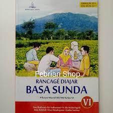 Check spelling or type a new query. Buku Rancage Diajar Basa Sunda Sd Mi Kelas 6 Revisi K13 Shopee Indonesia