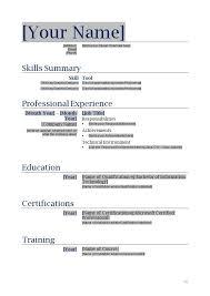 Blank Resume Template Beautiful Teacher Resume Template Microsoft