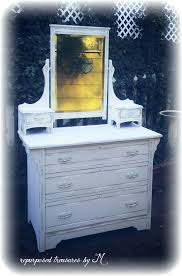 country distressed furniture. Simple Furniture Distressed Antique Upcycled Shabby Chic Country Cottage French Country  Distressed White Dresser With Attached Mirror Chalk Paint Waxed Inside Country Furniture E