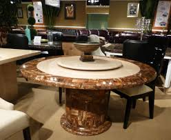 round marble dining table bm 24