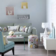 Delicate Pastel Color In Living Room Interior Design  Bhouse Living Room Pastel Colors
