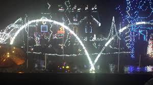 Christmas Light Displays Near Augusta Ga Christmas Lights In Augusta Georgia Youtube