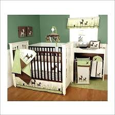 baby boy deer crib bedding sets cribs shabby chic dust ruffle b