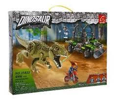 <b>Конструктор Ausini</b> Dinosaur History 25833 <b>Погоня</b> — купить по ...