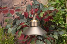 Observer By Unique Lighting Systems 12 Volt Brass Hanging Light