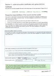 external audit report template external audit report template 191