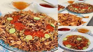 طريقة عمل كشري الحلة الواحدة: الأكلة الشعبية المميزة | العزومة مع الشيف فاطمة  أبو حاتي - YouTube