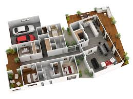 bedroom house plans in kerala double floor com pictures home map