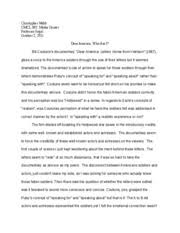 cultural anthropology study resources 5 pages a essay