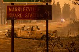 Tamarack Fire containment grows to 82 ...