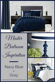 navy blue and gray bedroom ideas the