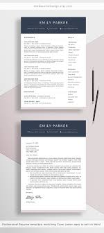 17 best images about resume infographic resume professional resume template cover letter for word creative cv design instant size curriculum vitae template