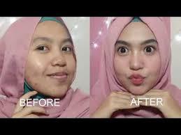 video tutorial make up wardah untuk kulit berminyak dan berjerawat yang lagi trending