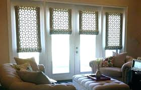 sliding shades for patio doors pull down shade for door french door shade patio door pull