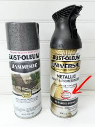 tips for spray painting plastic