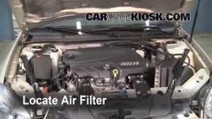 oil filter change chevrolet impala 2006 2016 2008 chevrolet air filter how to 2006 2016 chevrolet impala