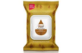 yes to argan oil 2 in 1 wipes best makeup remover wipes
