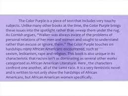 The Color Purple Online Book