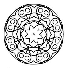 Mandala Disegno Da Colorare Gratis 27 Disegni Da Colorare E