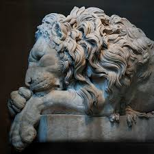 google modern office sculpture. Chatsworth Sleeping Lion: For Gabriel \u0026 Jesse Lee Google Modern Office Sculpture