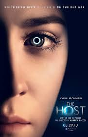 Póster La Huésped (The Host) 2013