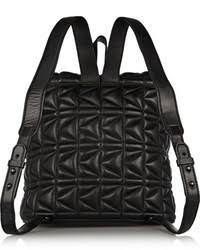 Karl Lagerfeld Kkuilted Quilted Leather Backpack | Where to buy ... & ... Karl Lagerfeld Kkuilted Quilted Leather Backpack ... Adamdwight.com