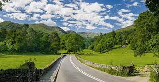road trips through england scotland
